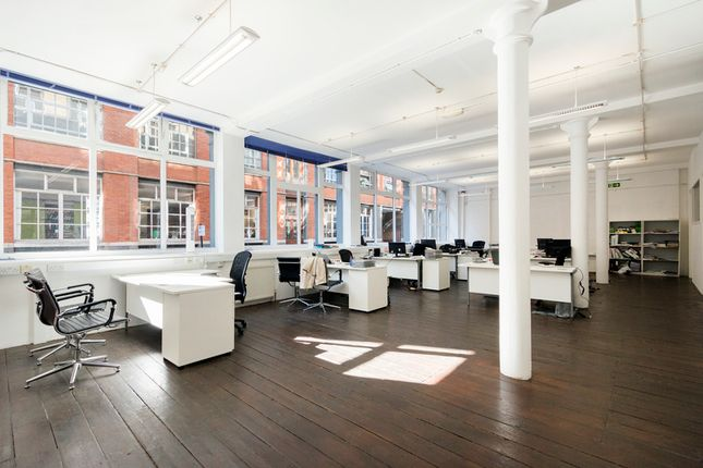 Thumbnail Office to let in Underwood Row, London