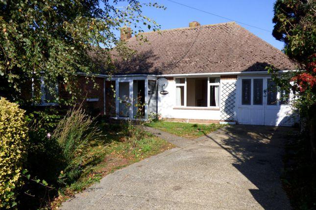 Thumbnail Bungalow to rent in Glenville Road, Rustington, Littlehampton