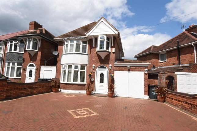 Thumbnail Detached house for sale in 24 Hodge Hill Road, Hodge Hill, Birmingham