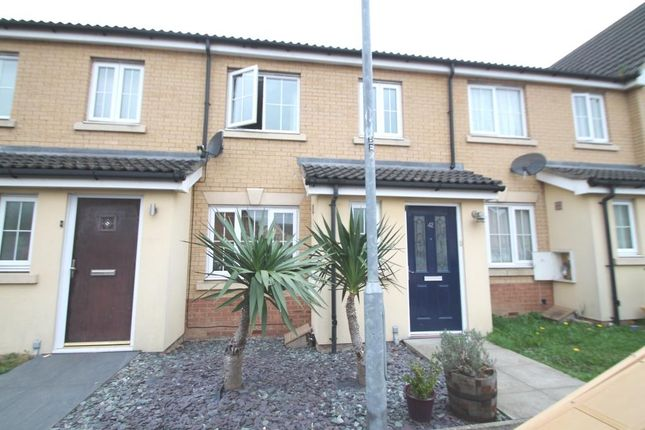 3 bed terraced house to rent in Beeston Courts, Laindon, Basildon SS15