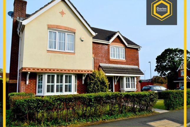 Thumbnail Detached house for sale in Trem Y Mynydd, Burry Port