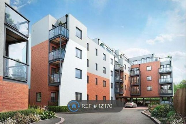 Thumbnail Flat to rent in Walnut Tree Close, Guildford