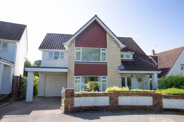 Detached house for sale in Long Acres Close, Coombe Dingle, Bristol