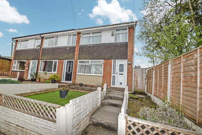 2 bed end terrace house to rent in Brook Street, Farnworth, Bolton BL4