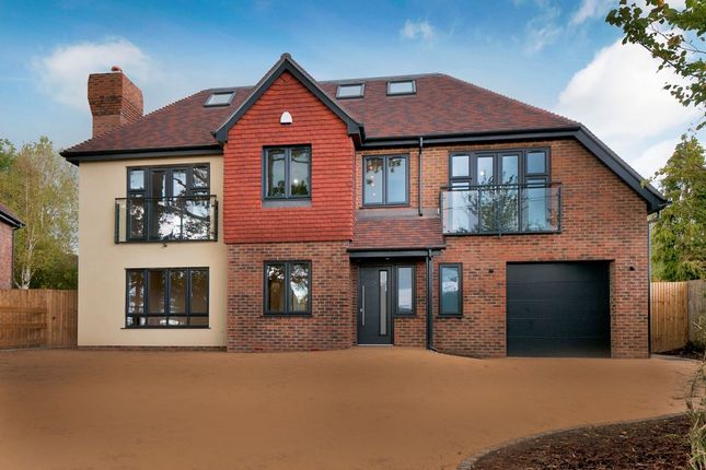 Thumbnail Detached house for sale in West End, Kemsing