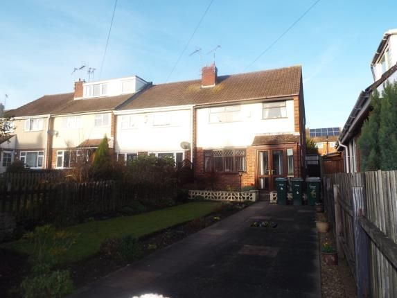 Thumbnail End terrace house for sale in Orion Crescent, Coventry, West Midlands