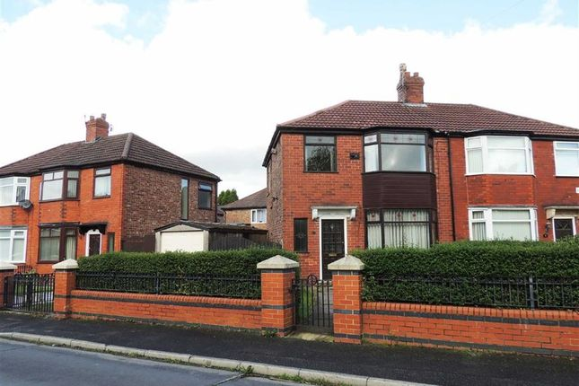 Thumbnail Semi-detached house for sale in Newhaven Avenue, Delamere Park, Manchester