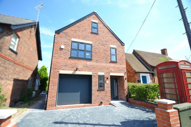 Thumbnail Detached house for sale in Knutsford Road, Chelford, Macclesfield