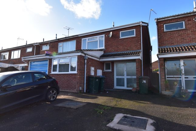 Thumbnail Shared accommodation to rent in Dorchester Way, Walsgrave, Coventry