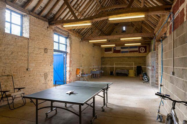 Inside Of Barn of Tallington Road, Bainton, Stamford PE9