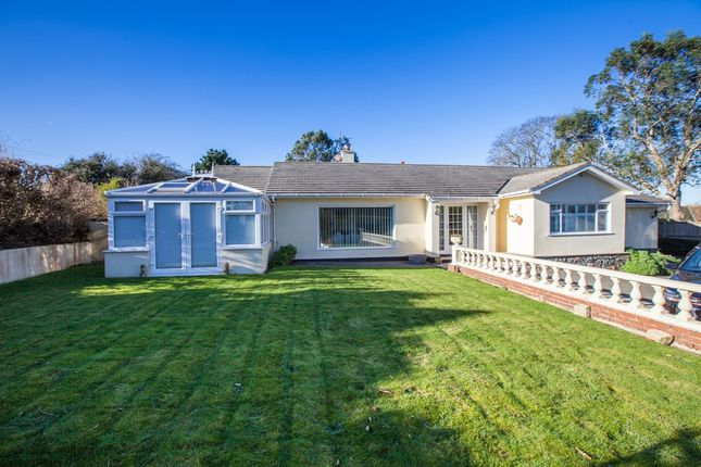 Thumbnail Bungalow for sale in La Ruette De La Pompe, St. Martin, Guernsey