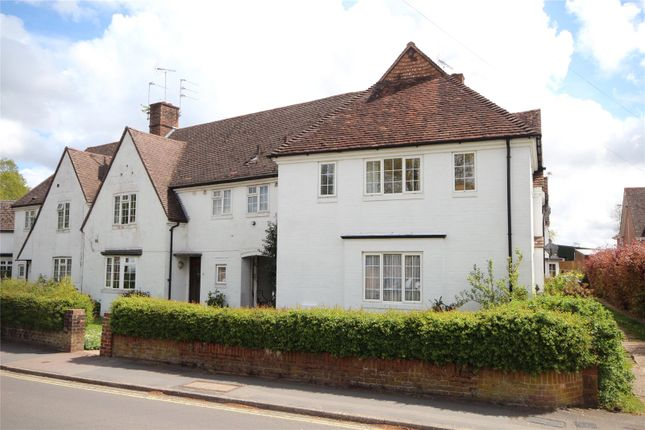 Thumbnail End terrace house for sale in Southampton Road, Ringwood