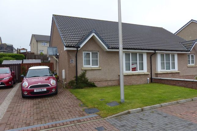 2 bedroom semi-detached bungalow for sale in Skene View, Westhill, Westhill, Aberdeen