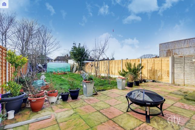 Rear Garden of Manor Road, Chadwell Heath, Romford RM6