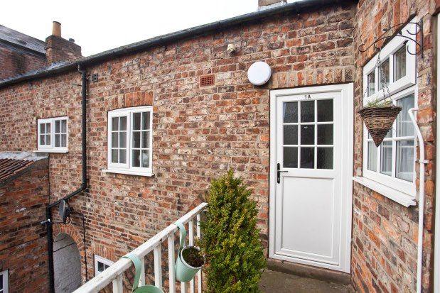 1 bed flat to rent in George Street, York YO1