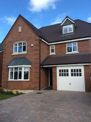 Thumbnail Detached house to rent in Puddlestone Close, Astwood Bank