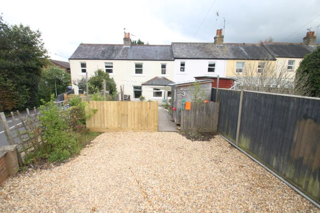 Thumbnail Terraced house for sale in Priory Road, Hungerford