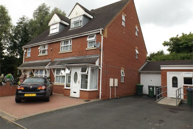 Thumbnail Semi-detached house for sale in Pool Road, Smethwick, West Midlands