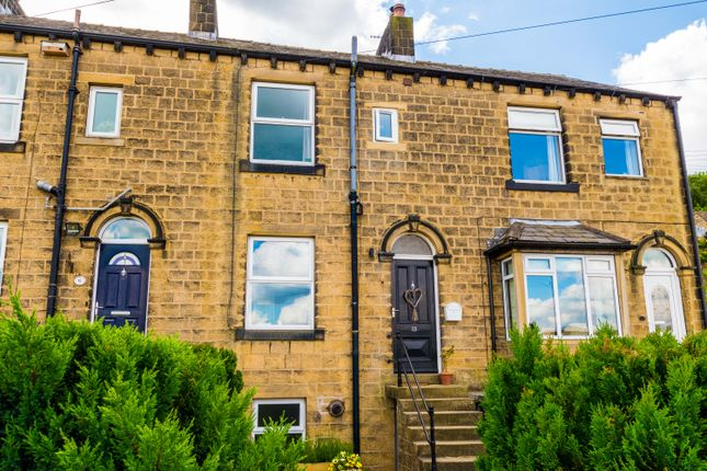 Thumbnail Terraced house for sale in Grange View, Eastburn, Keighley
