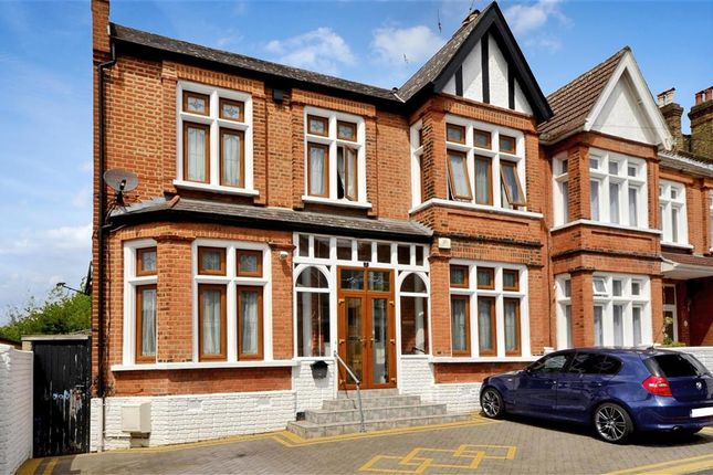 Thumbnail Semi-detached house for sale in Chadwick Road, London