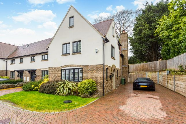 Thumbnail End terrace house to rent in Dacre Close, Chipstead, Coulsdon