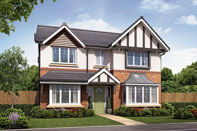 Thumbnail Detached house for sale in Millfields, Eccleston, St Helens