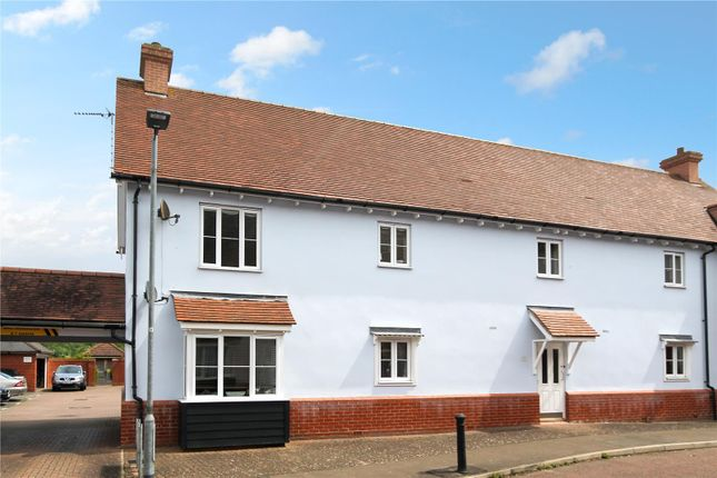 Thumbnail Flat for sale in Oxton Close, Rowhedge, Colchester