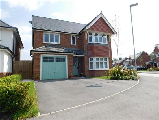 Thumbnail Property to rent in Whitley Drive, Buckshaw Village, Chorley