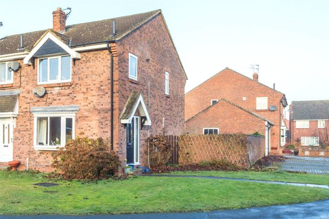 Thumbnail Semi-detached house to rent in Fernlea Close, Selby
