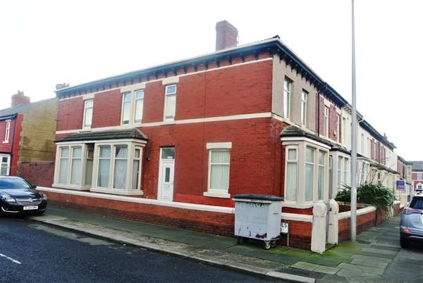 Thumbnail Flat for sale in St. Pauls Road, Blackpool