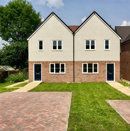Thumbnail Semi-detached house for sale in The Follies, Bredons Hardwick, Tewkesbury, Gloucestershire