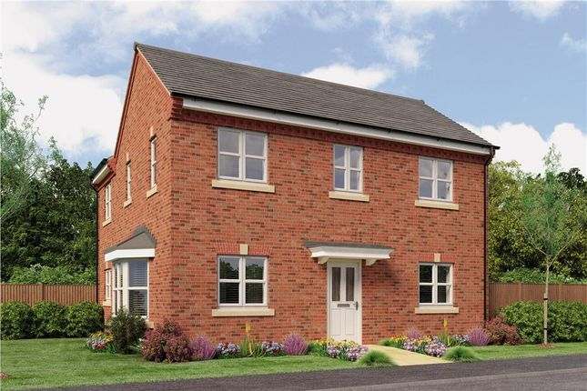 """Thumbnail Detached house for sale in """"Repton"""" at Rykneld Road, Littleover, Derby"""