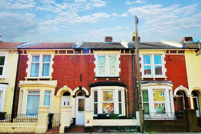 Thumbnail Property to rent in Somers Road, Southsea