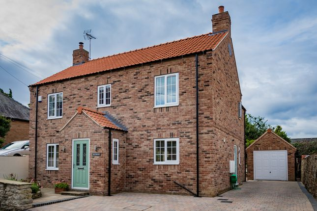 Thumbnail Detached house for sale in The Nook, South Milford