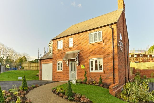 Thumbnail Detached house for sale in Lincoln Hill, Ironbridge, Telford