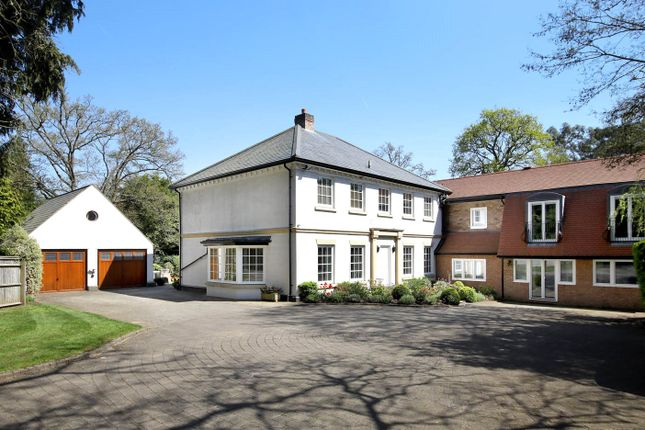 Thumbnail Detached house for sale in Ballencrief Road, Sunningdale, Berkshire