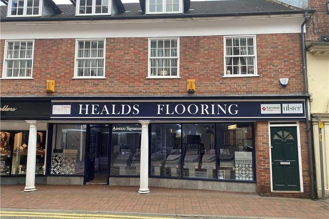 Thumbnail Retail premises to let in 4 Hospital Street, Nantwich, Cheshire