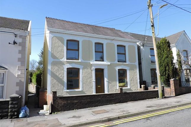 Thumbnail Detached house for sale in New Road, Cwmllynfell, Swansea