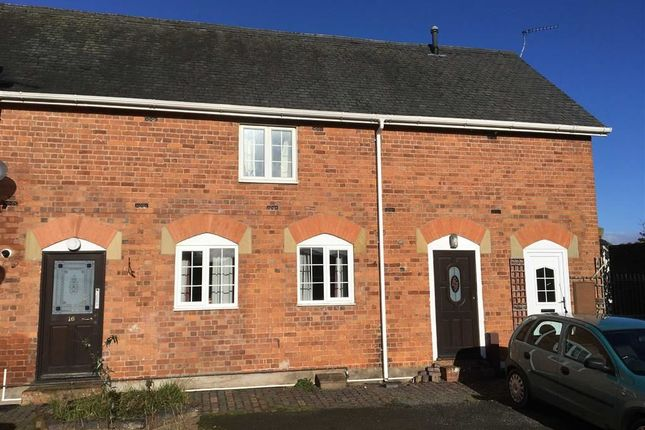 Thumbnail Flat for sale in 16 The Stables, High Lea House, Llanforda Rise, Oswestry, Shropshire