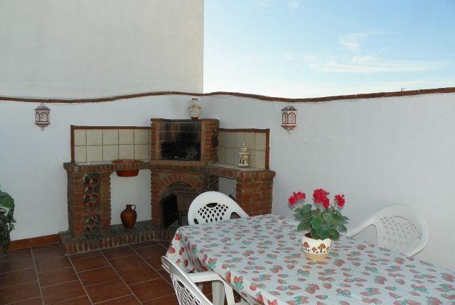Terrace And Bbq of Spain, Málaga, Alhaurín El Grande