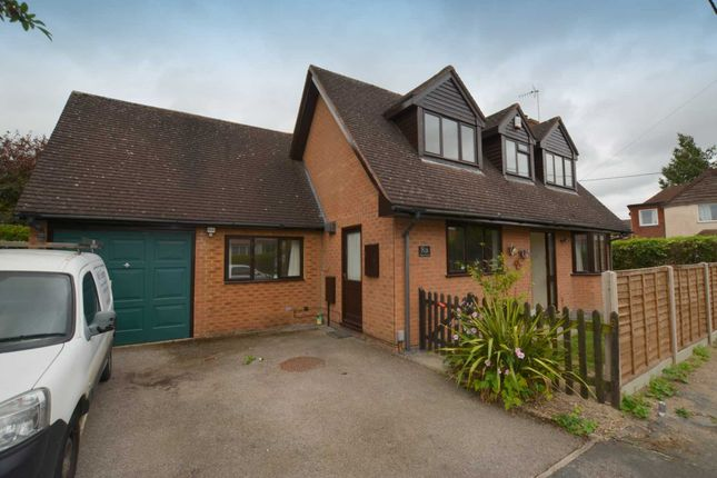 Thumbnail Detached house to rent in Manor Road, Tring
