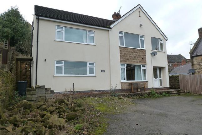 Thumbnail Detached house to rent in The Common, Crich, Matlock