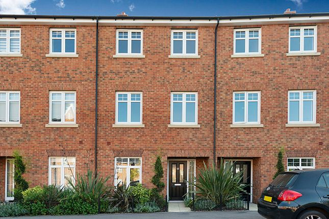 Thumbnail Terraced house to rent in Archer Way, Enfield