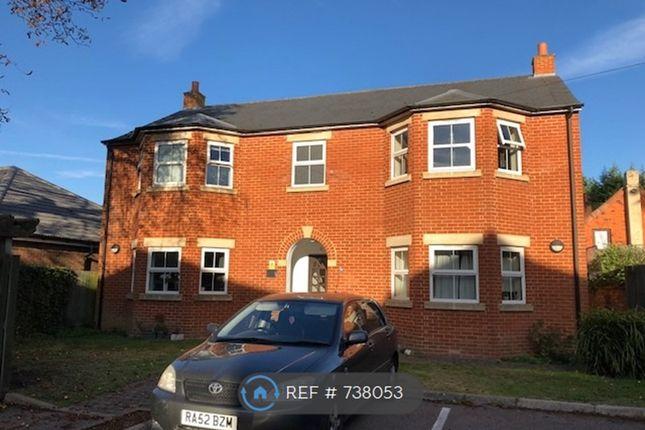 Thumbnail Flat to rent in Chestnut View, Farnborough