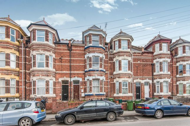 Thumbnail Terraced house for sale in Polsloe Road, Exeter