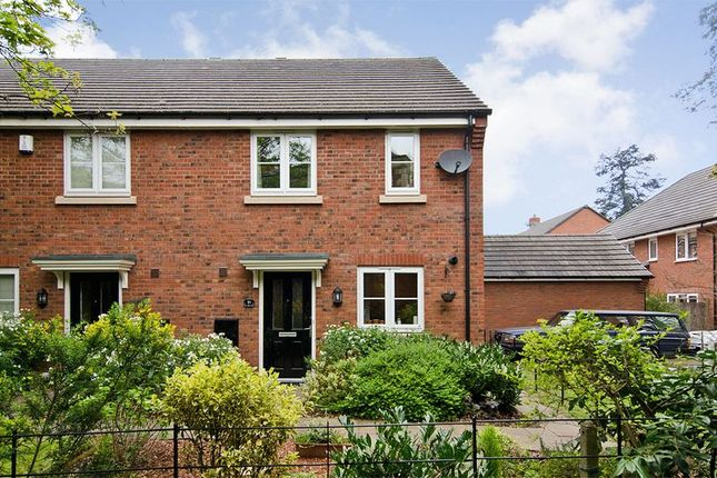 3 bed end terrace house for sale in Mary Slater Road, Lichfield