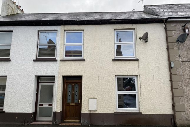 Thumbnail Terraced house for sale in Stone Street, Llandovery