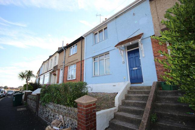 Thumbnail Terraced house to rent in Mafeking Road, Brighton