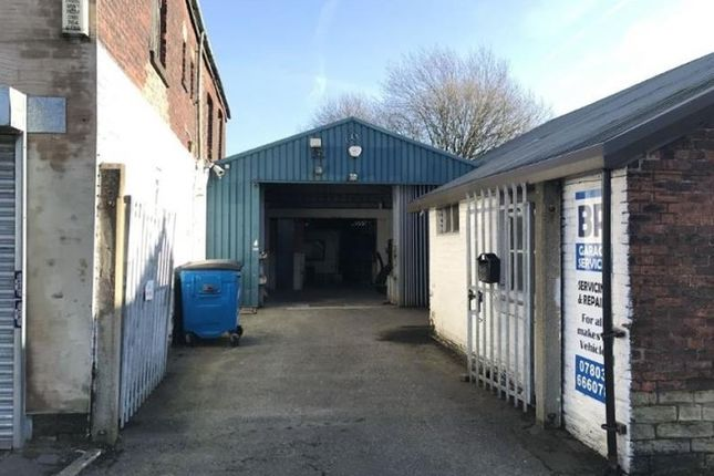 Thumbnail Light industrial for sale in Unit 1, Albion Street, Bury