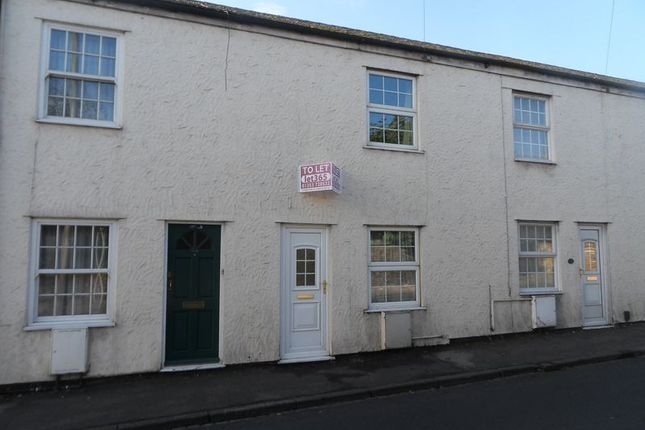 Thumbnail Terraced house to rent in Back Hill, Ely